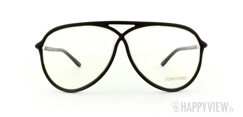 Lunettes de vue Tom Ford Tom Ford 5220 marron - vue de face