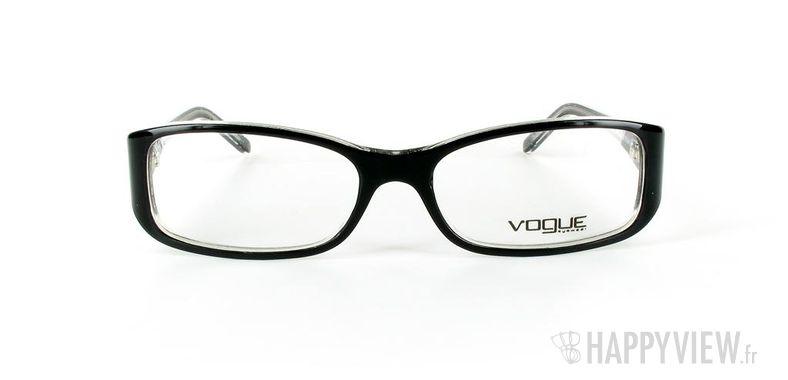 Lunettes de vue Vogue Vogue 2624B noir - vue de face