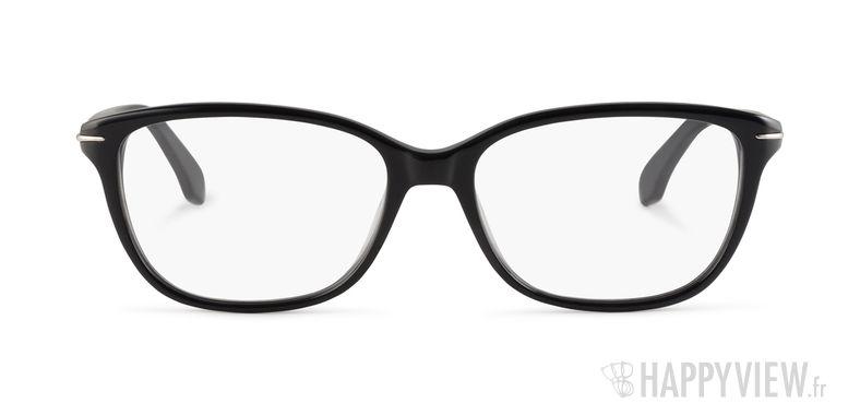Lunettes de vue Calvin Klein CK 5769 noir - vue de face