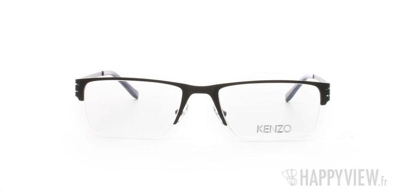 Lunettes de vue Kenzo Kenzo 4158 noir - vue de face