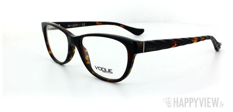 Lunettes de vue Vogue Vogue 2816 écaille - vue de 3/4