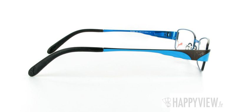 Lunettes de vue Puma Puma 15261 marron/bleu - vue de côté