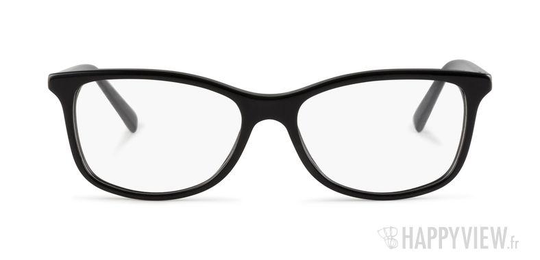 Lunettes de vue Dolce & Gabbana DG 3222 noir - vue de face