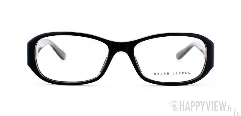 Lunettes de vue Ralph Lauren Ralph Lauren 6095B noir - vue de face
