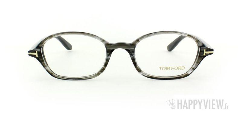 Lunettes de vue Tom Ford Tom Ford 5151 gris/gris - vue de face
