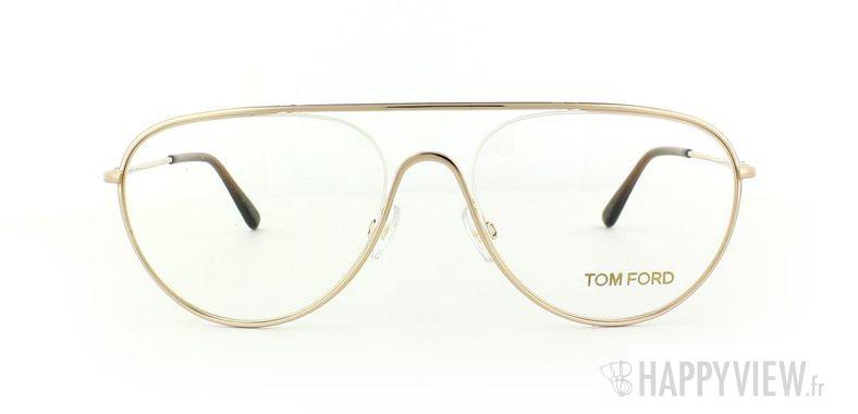 Tom Ford 5154 - Lunettes de vue Tom Ford Doré pas cher en ligne f0da71b83fd2