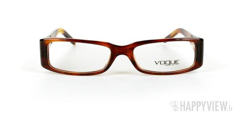 Lunettes de vue Vogue Vogue 2583 marron - vue de face
