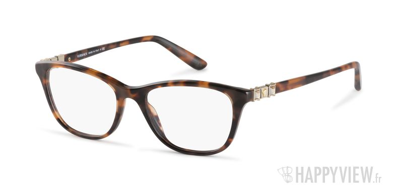 Lunettes de vue Versace VE 3213B écaille - vue de 3/4