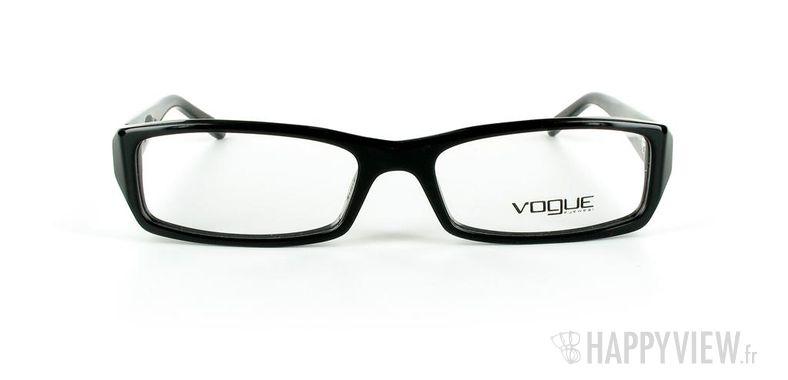Lunettes de vue Vogue Vogue 2648 noir - vue de face