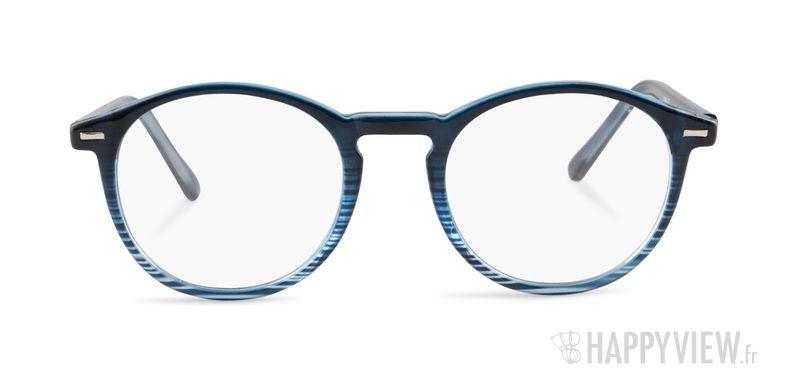 Lunettes de vue Happyview Florence bleu - vue de face