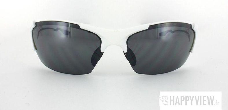 Lunettes de soleil Uvex Uvex Blaze blanc/noir - vue de face