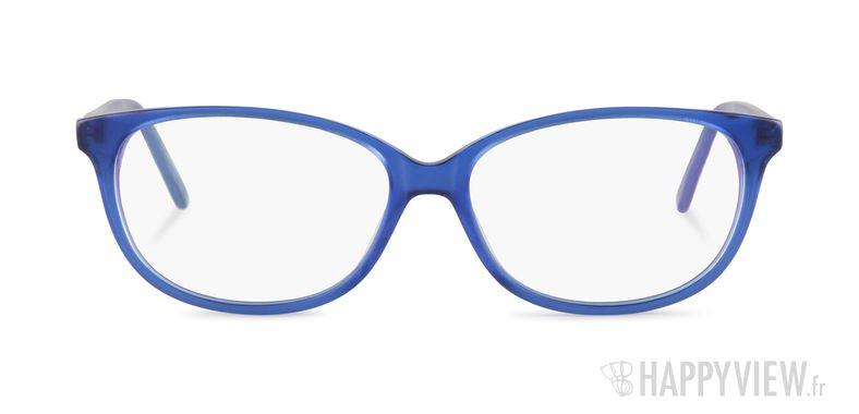 Lunettes de vue Happyview Aubrac bleu - vue de face