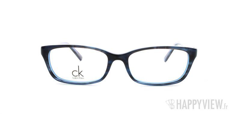Lunettes de vue Calvin Klein CK 5775 bleu - vue de face