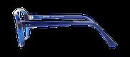 Lunettes de vue Happyview LEON bleu - danio.store.product.image_view_side miniature