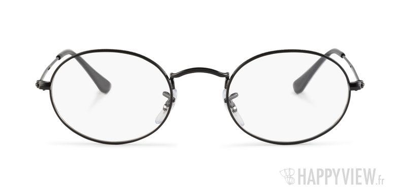 Lunettes de vue Ray-Ban RX 3547 noir - vue de face