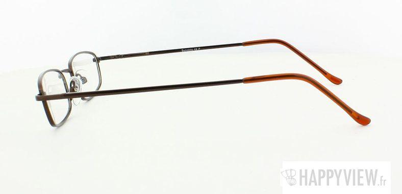 Lunettes de vue Happyview Dax Small marron - vue de côté