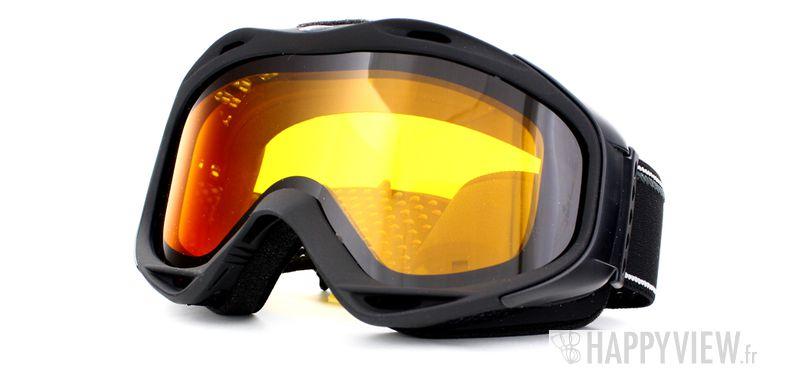 Lunettes de soleil Uvex Uvex Uvision Take Off (Par dessus vos lunettes) L noir - vue de 3/4