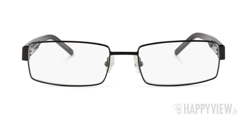Lunettes de vue Lacoste L 2165 noir - vue de face