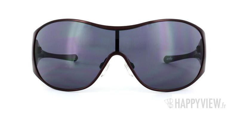 Lunettes de soleil Oakley Oakley Breathless bleu - vue de face