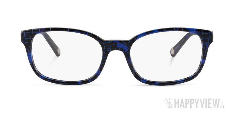 Lunettes de vue Kenzo KZ 2238 bleu - vue de face