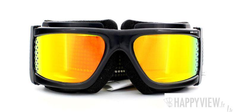 Lunettes de soleil Uvex Uvex Pocket Pliant Medium noir - vue de face