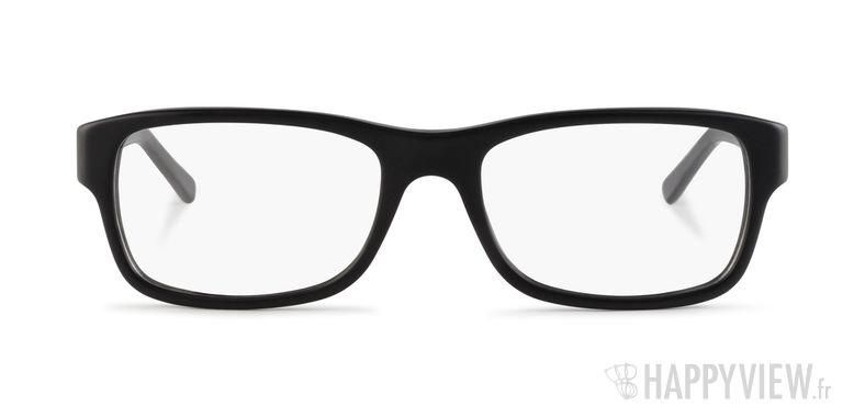 Lunettes de vue Ray-Ban RX 5268 noir - vue de face