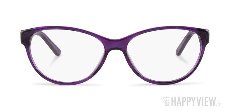 Lunettes de vue Le Temps des Cerises April violet - vue de face