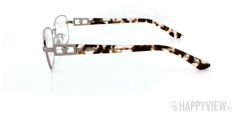 Lunettes de vue Versace Versace 1216B rose - vue de côté