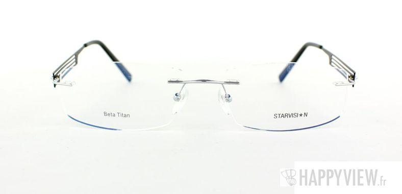 Lunettes de vue Starvision by Seiko Starvision 1015 Titane noir - vue de face