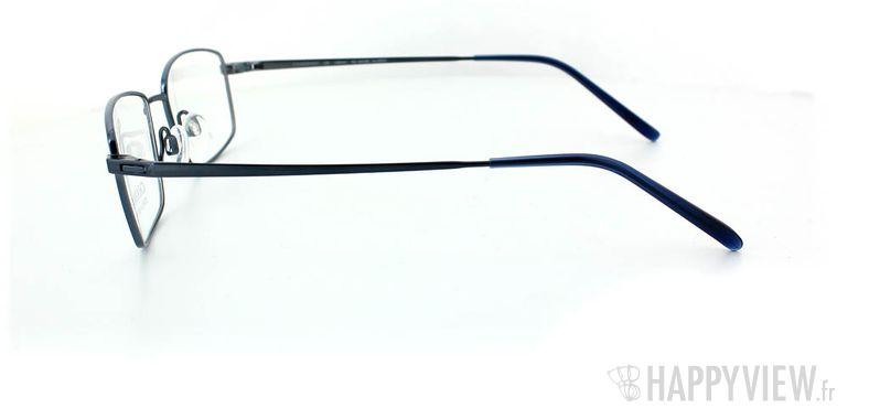 Lunettes de vue Charmant Charmant 10791 Titane bleu - vue de côté