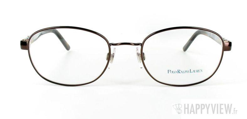 Lunettes de vue Polo Ralph Lauren Polo Ralph Lauren 1073 marron - vue de face