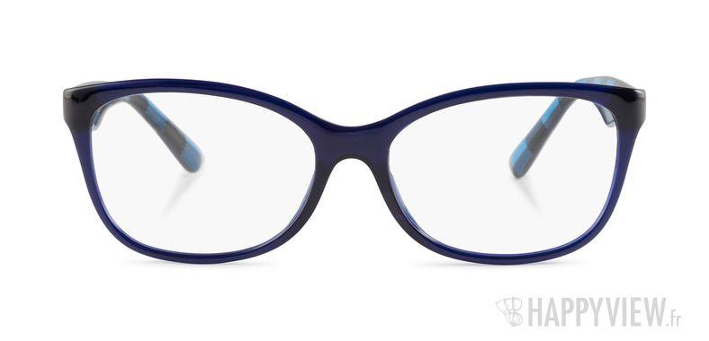 Lunettes de vue Happyview Venise bleu - vue de face