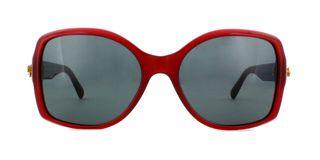 Lunettes de soleil Dolce & Gabbana DG 4168 rouge