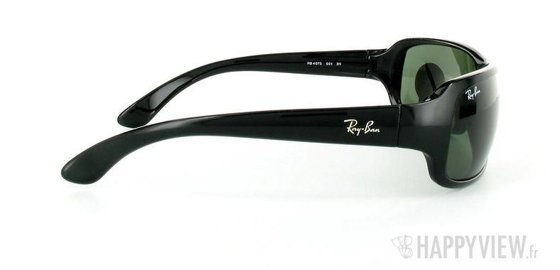 Lunettes de soleil Ray-Ban Ray-Ban RB4075 noir - vue de côté