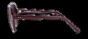 Lunettes de soleil Happyview MADELEINE violet - danio.store.product.image_view_side miniature