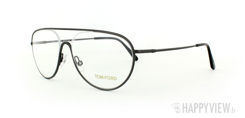 Lunettes de vue Tom Ford Tom Ford 5154 gris - vue de 3/4