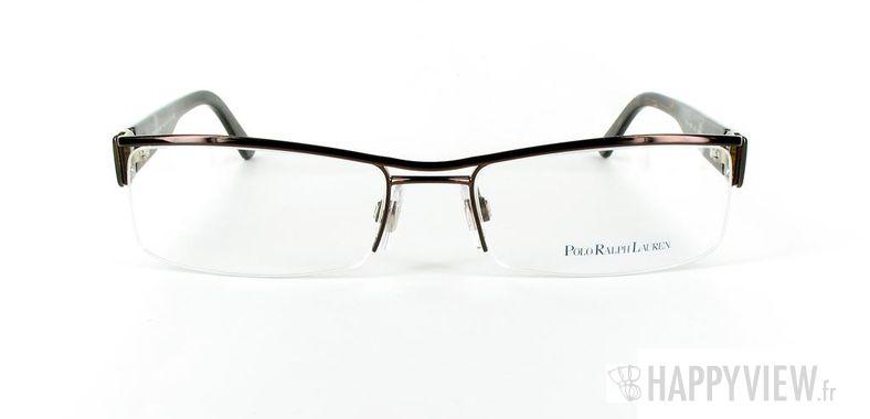 Lunettes de vue Polo Ralph Lauren Polo Ralph Lauren 1058 marron - vue de face