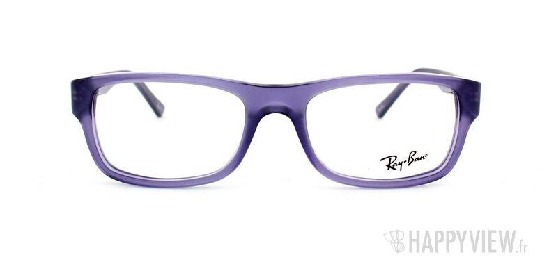 Lunettes de vue Ray-Ban Ray-Ban RX5268 bleu - vue de face