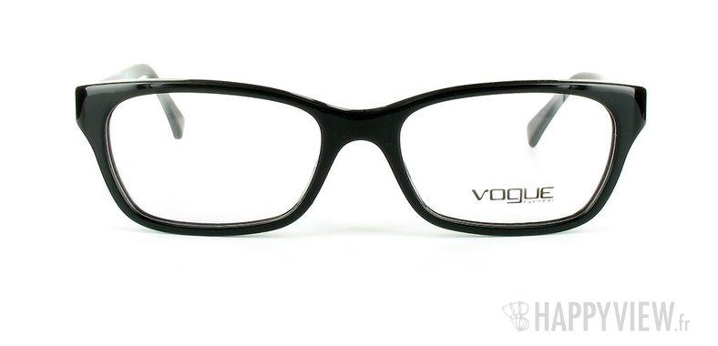 Lunettes de vue Vogue Vogue 2597 noir - vue de face