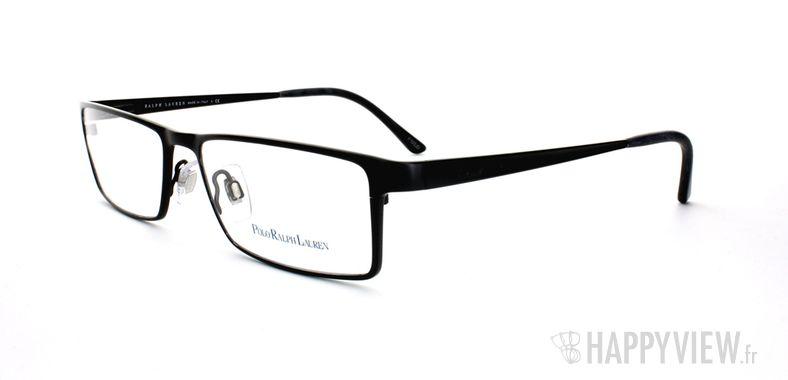 Lunettes de vue Polo Ralph Lauren Polo Ralph Lauren 1105 noir - vue de 3/4