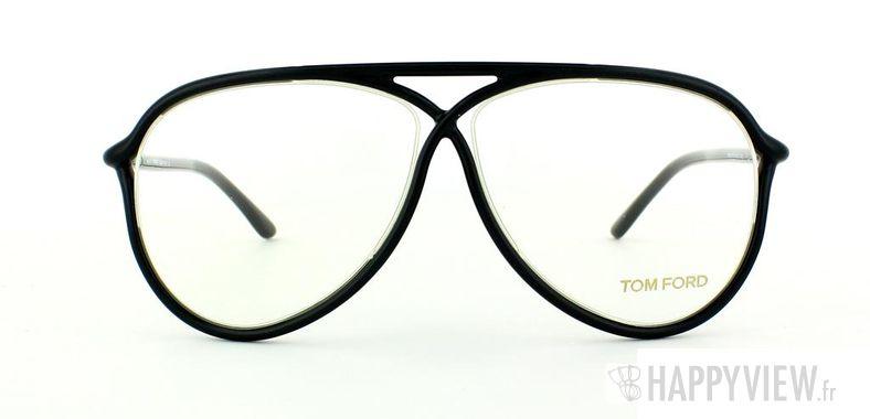 Lunettes de vue Tom Ford Tom Ford 5220 noir - vue de face