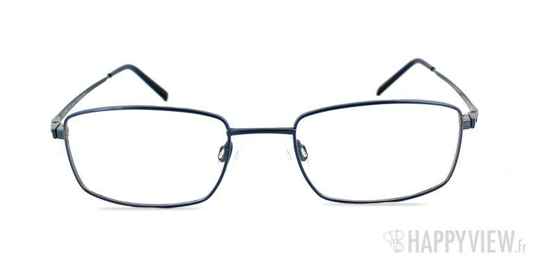 Lunettes de vue Charmant Charmant 10791 Titane bleu - vue de face