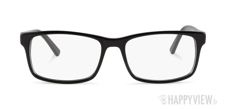Lunettes de vue Happyview Wilde noir - vue de face