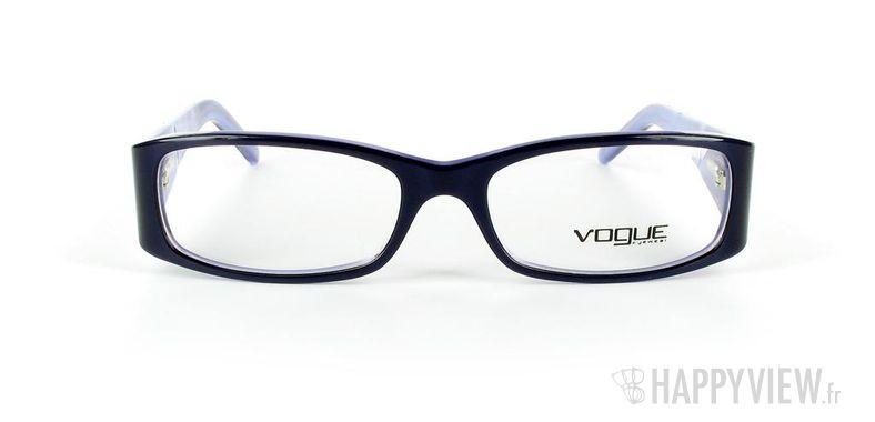 Lunettes de vue Vogue Vogue 2593 bleu - vue de face