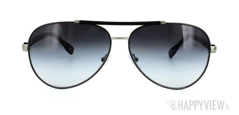 Lunettes de soleil Dolce & Gabbana Dolce&Gabbana 6078 noir - vue de face