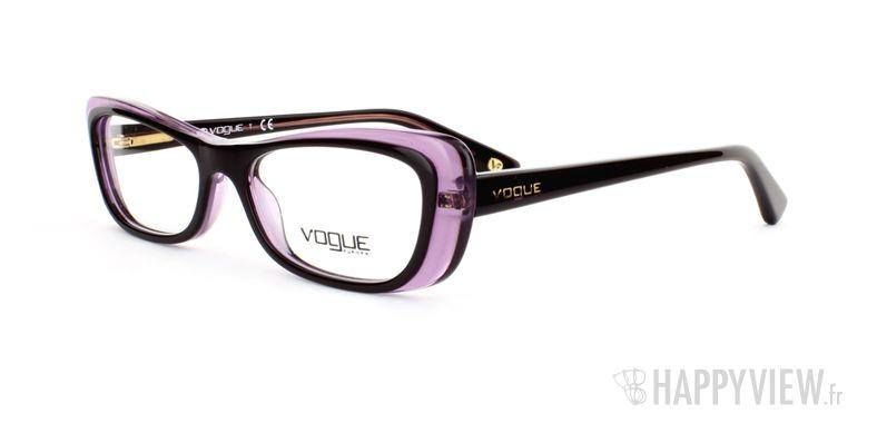 Lunettes de vue Vogue Vogue 2707 bleu - vue de 3/4