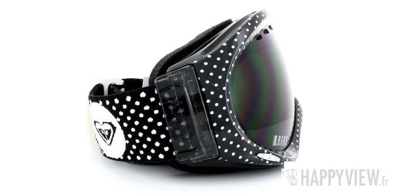 Lunettes de soleil Roxy Roxy The Mist noir/blanc - vue de côté