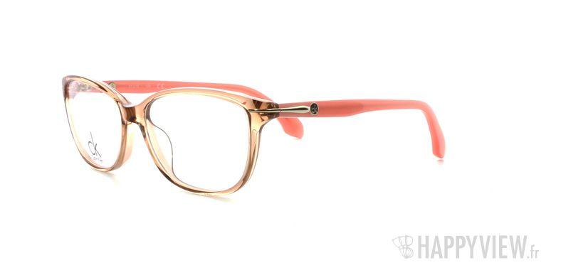 Lunettes de vue Calvin Klein Calvin Klein 5769 rose - vue de 3/4