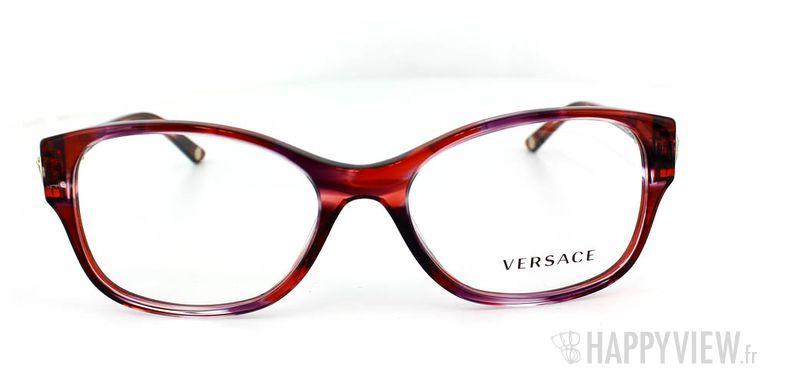 Lunettes de vue Versace Versace 3168B rose - vue de face