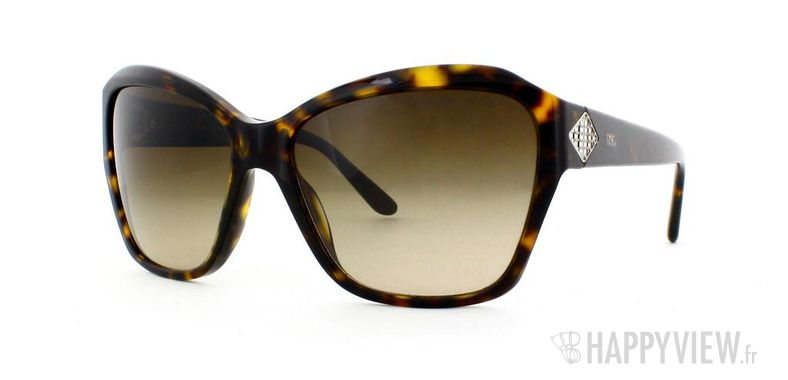 Lunettes de soleil Ralph Lauren Ralph Lauren 8095B écaille - vue de 3/4